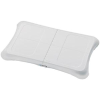 CTA Digital WI-BSC Wii Fit Balance Board Silicone Sleeve - Clear