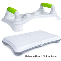 CTA WI-PUB Nintendo Wii Fit Push-Up Bar