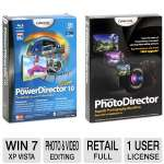 CyberLink VPC-0000-RPU0-00 Video & Photo Creative Collection Software