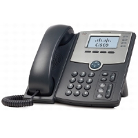 Cisco SPA 504G 4 Line IP Phone w/disp PoE-PC Ports