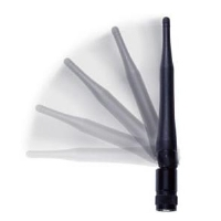 Cisco Aironet - Antenna - 2 dBi - omni-directional - for Aironet 1200, 1220, 1230, 1231, 1232, 1242, 1250, 1252, (AIR-ANT4941)