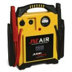 Jump-N-Carry JNCAIR 1700 Peak Amp 12 Volt Jump Starter with Integrated Air Deliver System, 1700 Peak Amps, 425 Cranking Amps, Clore PROFORMER battery technology