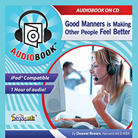 GOOD MANNERS FOR A BETTER LIFE AUDIOBOOK