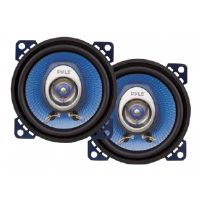 PYLE Blue Label Series PL42BL - Speaker - 90 Watt - 2-way - coaxial - 4""