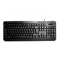 Adesso Multimedia Desktop AKB-132UB - Keyboard - USB - US