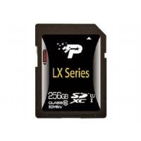 Patriot LX Series - Flash memory card - 256 GB - Class 10 - SDXC