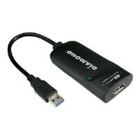 DIAMOND BVU5500 USB 3.0 4K DISPLAY ADAPTER WITH ULTRA HD