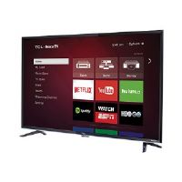 "TCL Roku TV 32S3800 - 32"" Class ( 31.5"" viewable ) LED TV - Smart TV - 720p - black, silver"