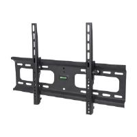 "Manhattan Universal Flat-Panel TV Tilting Wall Mount - Mounting kit ( tilt wall mount ) for LCD display - steel - black - screen size: 37"" - 70"""
