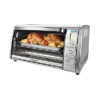Black & Decker CTO6335S - Electric oven - silver