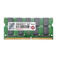 Transcend - DDR4 - 4 GB - SO-DIMM 260-pin - 2133 MHz / PC4-17000 - CL15 - 1.2 V - unbuffered - ECC