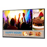 "Samsung RM40D - 40"" Class - SMART Signage TV LED display - with TV tuner - digital signage - 1080p (Full HD) - direct-lit LED - refurbished"