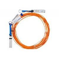 Mellanox 40 Gb/s Active Optical Cable - InfiniBand cable - QSFP+ - to - QSFP+ - 49 ft (MC2210310-015)