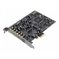 Creative Sound Blaster Audigy RX - Sound card - 24-bit - 192 kHz - 106 dB SNR - 7.1 - PCIe - Creative E-MU