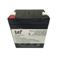 Battery Technology BTI Replacement Battery #45 for APC - UPS battery - 1 x lead acid (RBC45-SLA45-BTI)