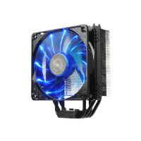 Enermax ETS-T40Fit ETS-T40F-BK - Processor cooler - (LGA775 Socket, LGA1156 Socket, Socket AM2, Socket AM2+, LGA1366 Socket, Socket AM3, LGA1155 Socket, Socket AM3+, LGA2011 Socket, Socket FM1, Socket