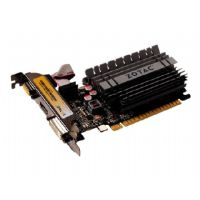 ZOTAC GeForce GT 730 - ZONE Edition - graphics card - GF GT 730 - 2 GB DDR3 - PCIe 2.0 x16 low profile - DVI, D-Sub, HDMI - fanless