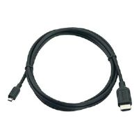 GoPro - HDMI cable - micro HDMI (M) to HDMI (M) - for HERO3; HERO3+; HERO4