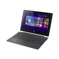 "Acer Aspire Switch 10 E SW3-016-17QP - Tablet - with keyboard dock - Atom x5 Z8300 / 1.44 GHz - Win 10 Home 64-bit - 2 GB RAM - 64 GB eMMC - 10.1"" IPS touchscreen 1280 x 800 - HD Graphics - black, red"