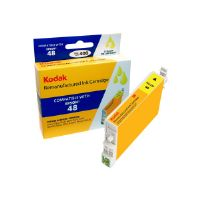 Kodak - High Yield - yellow - remanufactured - ink cartridge (equivalent to: Epson T0484) - for Epson Stylus DX3800; Stylus Photo R200, R220, R300, R320, R340, RX500, RX600, RX620, RX640