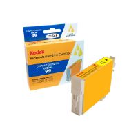 Kodak - High Yield - yellow - remanufactured - ink cartridge (equivalent to: Epson T099420) - for Epson Artisan 700, 710, 730, 800, 810, 837