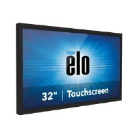 "Elo 3243L - LED monitor - 32"" - open frame - touchscreen - 1920 x 1080 Full HD - 500 cd/m2 - 3000:1 - 8 ms - HDMI, VGA - black (E304029)"