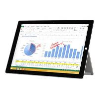 "Microsoft Surface 3 - Education Bundle - tablet - with detachable keyboard - Atom x7 Z8700 / 1.6 GHz - Win 10 Pro - 4 GB RAM - 64 GB SSD - 10.8"" touchscreen 1920 x 1280 ( Full HD Plus ) - HD Graphics"