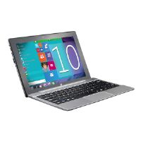 "Supersonic SC-1022KB - Tablet - with detachable keyboard - Atom Z3735G / 1.33 GHz - Windows 10 - 1 GB RAM - 16 GB SSD - 10.1"" IPS touchscreen 1280 x 800 - HD Graphics"