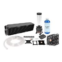 Thermaltake Pacific RL360 - Liquid cooling system kit - (LGA775 Socket, LGA1156 Socket, Socket AM2, Socket AM2+, LGA1366 Socket, Socket AM3, LGA1155 Socket, Socket AM3+, LGA2011 Socket, Socket FM1, So