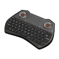 Adesso WKB-4020UB - Keyboard - wireless - 2.4 GHz - black