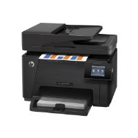 HP Color LaserJet Pro MFP M177fw - Multifunction printer - color - laser - Legal (8.5 in x 14 in) (original) - A4/Legal (media) - up to 17 ppm (copying) - up to 17 ppm (printing) - 150 sheets - 33.6 K