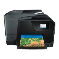 HP Officejet Pro 8710 All-in-One - Multifunction printer - color - ink-jet - Legal (8.5 in x 14 in) (original) - A4/Legal (media) - up to 30 ppm (copying) - up to 22 ppm (printing) - 250 sheets - USB