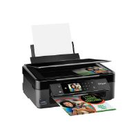 Epson Expression Home XP-430 Small-in-One - Multifunction printer - color - ink-jet - 8.5 in x 11.7 in (original) - A4/Legal (media) - up to 9 ppm (printing) - 100 sheets - USB 2.0, Wi-Fi(n)
