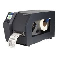 Printronix T8304 - Label printer - monochrome - DT/TT - Other - 300 dpi - up to 720.5 inch/min - USB, LAN, serial