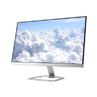 "HP 23er - LCD monitor - 23"" - 1920 x 1080 - IPS - 250 cd/m2 - 1000:1 - 7 ms - HDMI, VGA - blizzard white"