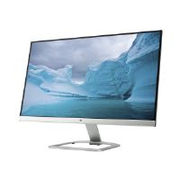 "HP 25er - LED monitor - 25"" - 1920 x 1080 - IPS - 250 cd/m� - 1000:1 - 7 ms - 2xHDMI, VGA - blizzard white"