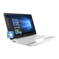 "HP Pavilion 15-au091nr - Core i5 6200U / 2.3 GHz - Windows 10 Home - 6 GB RAM - 1 TB HDD - DVD SuperMulti - 15.6"" IPS touchscreen 1920 x 1080 (Full HD) - HD Graphics 520 - Wi-Fi - horizontal brushed l"