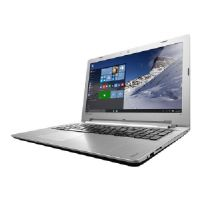 "Lenovo 500-15ISK 80NT - Core i7 6500U / 2.5 GHz - Win 10 Home 64-bit - 8 GB RAM - 1 TB HDD - DVD-Writer - 15.6"" TN 1920 x 1080 ( Full HD ) - HD Graphics 520 - 802.11ac - black - kbd: English - US"