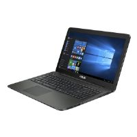 "ASUS X555YA DB84Q - A series A8-7410 / 2.2 GHz - Windows 10 Home - 8 GB RAM - 1 TB HDD - DVD SuperMulti - 15.6"" 1366 x 768 ( HD ) - Radeon R5 - black"