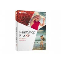 Corel PaintShop Pro X9 - Box pack - 1 user ( mini-box ) - Win - English