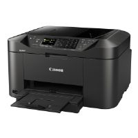 Canon MAXIFY MB5120 - Multifunction printer - color - ink-jet - Legal (8.5 in x 14 in) (original) - Legal (media) - up to 24 ipm (printing) - 250 sheets - 33.6 Kbps - USB 2.0, LAN, Wi-Fi(n), USB host