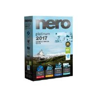 Nero 2017 Platinum - Box pack - 1 device - Win - Americas