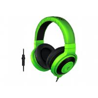 Razer Kraken Pro - V2 - headset - on-ear - black/green
