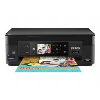 Epson Expression Home XP-440 - Multifunction printer - color - ink-jet - 8.5 in x 11.7 in (original) - A4/Legal (media) - up to 10 ppm (printing) - 100 sheets - USB 2.0, Wi-Fi(n)