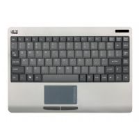 Adesso SlimTouch RF Mini Touchpad Keyboard - Keyboard - wireless - RF