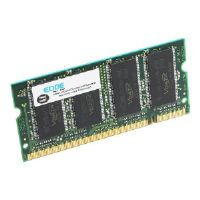 EDGE - DDR - 512 MB - SO-DIMM 200-pin - 333 MHz / PC2700 - unbuffered - non-ECC - for Xerox Phaser 6350DP, 6350DT, 6350DX, 8550DP, 8550DT, 8550DX (PE207021)