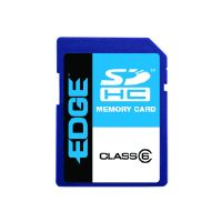 EDGE - Flash memory card - 4 GB - Class 6 - SDHC