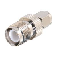 C2G RP-SMA Male to RP-TNC Female Wi-Fi Adapter - Antenna adapter - RP-SMA (M) to RP-TNC (F) - coaxial - (42221)