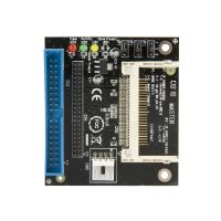 StarTech.com IDE 40/44 Pin to Compact Flash SSD Adapter - CompactFlash Card adapter - IDE - black (IDE2CF)