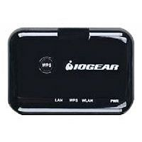 IOGEAR Universal Wi-Fi N Adapter GWU627W6 - Network adapter - Ethernet 100 - 802.11b, 802.11g, 802.11n